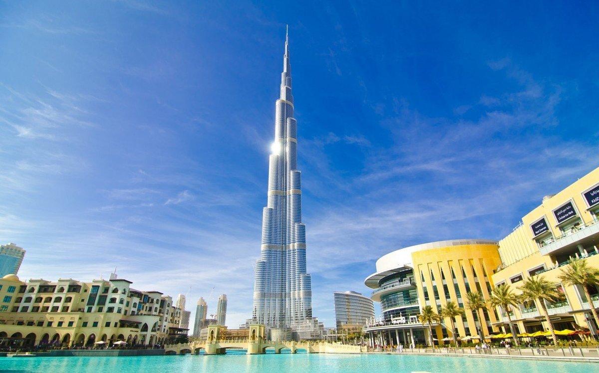 Фото достопримечательностей Дубая