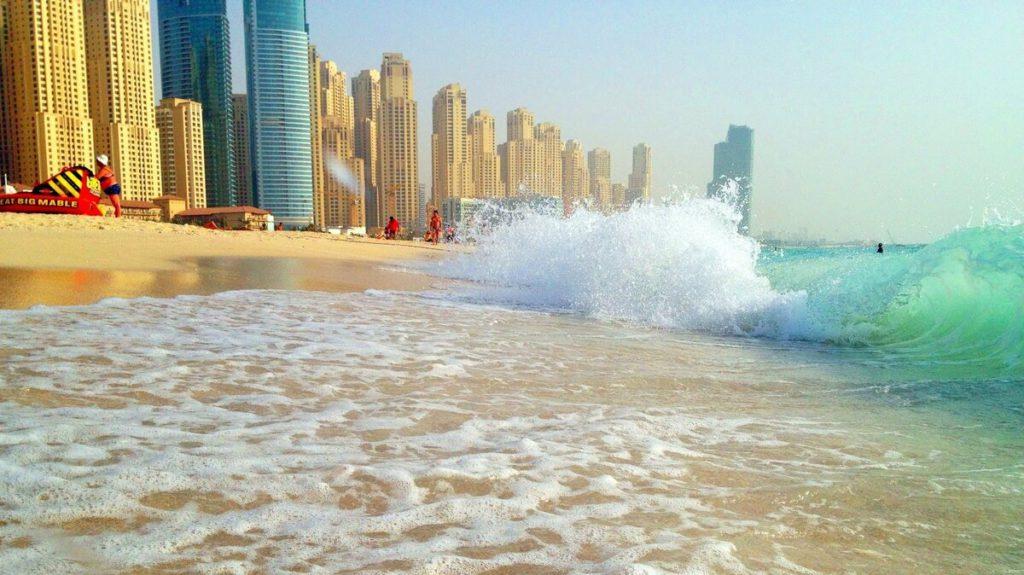 Погода в ОАЭ в феврале