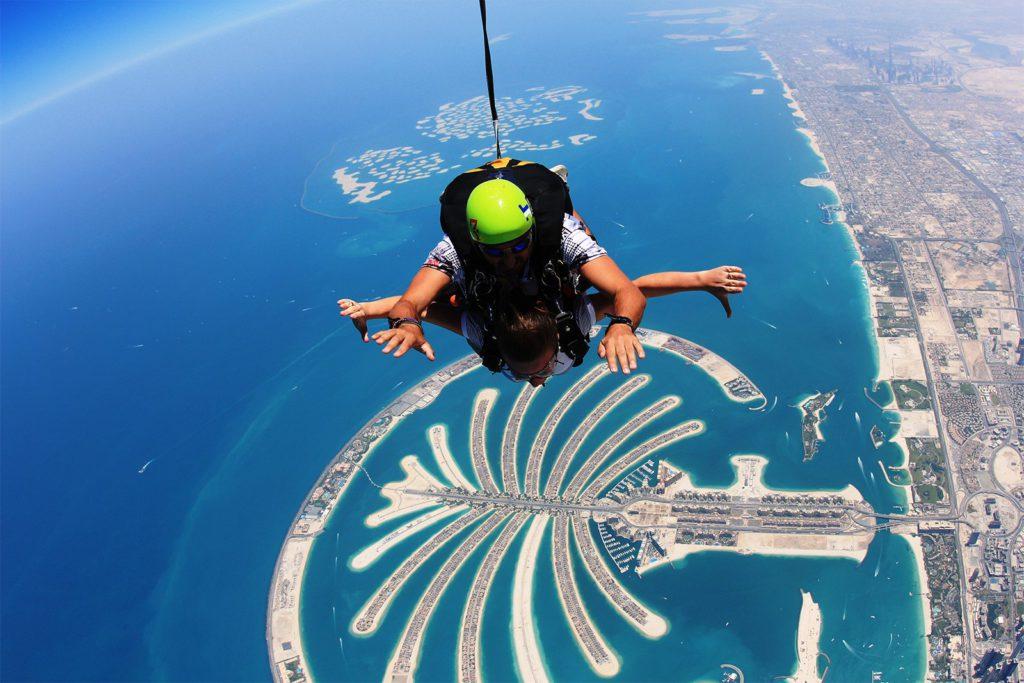 Дубай: достопримечательности, развлечения, отели