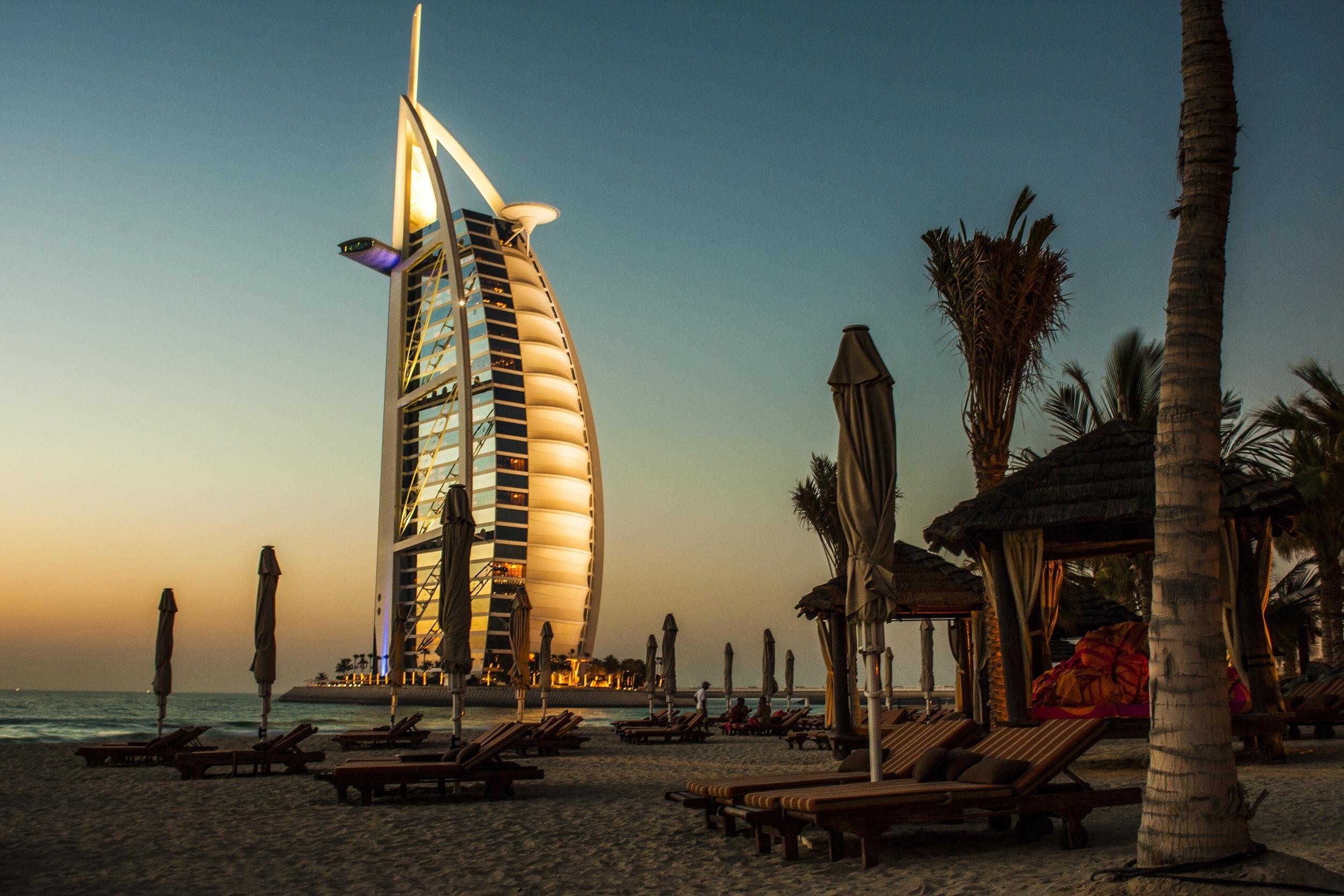 Фото отеля Бурдж-эль-Араб в Дубае