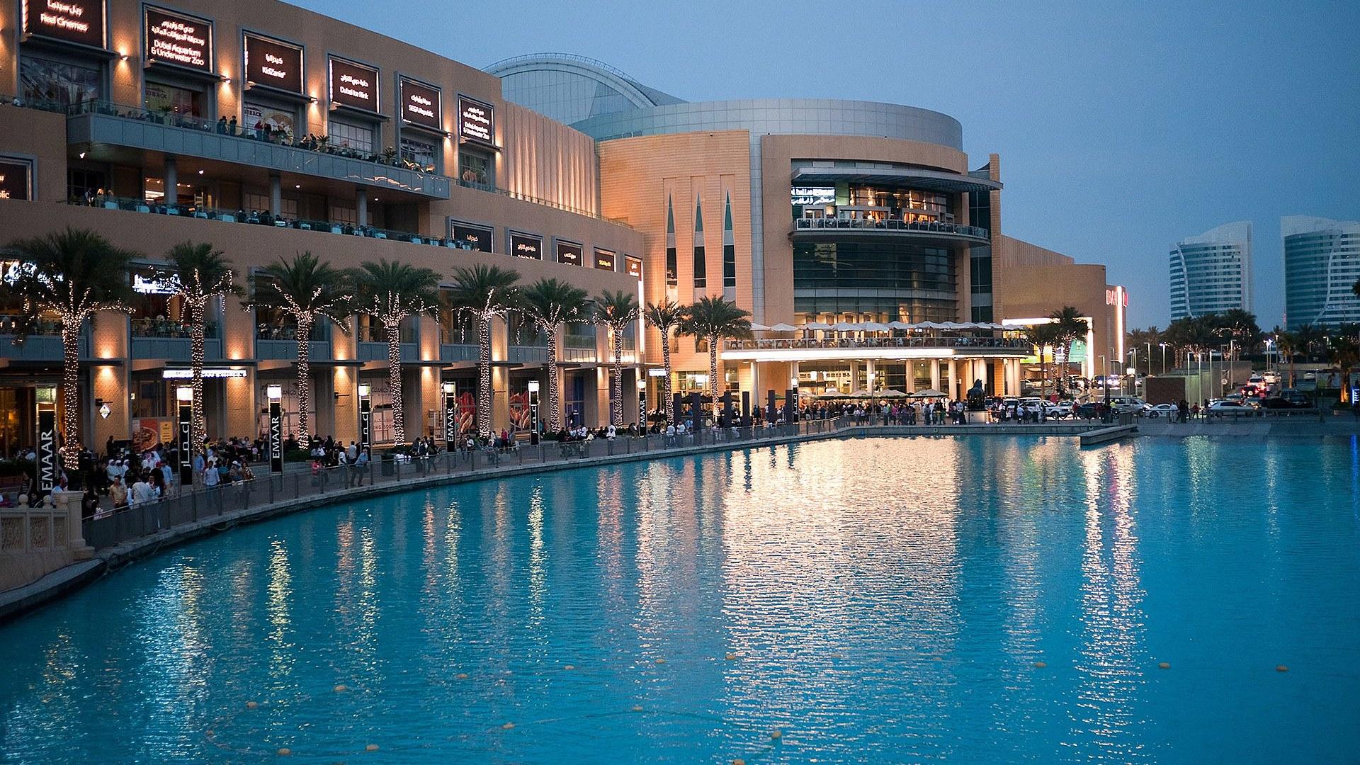 Дубай Молл: что купить и чем заняться