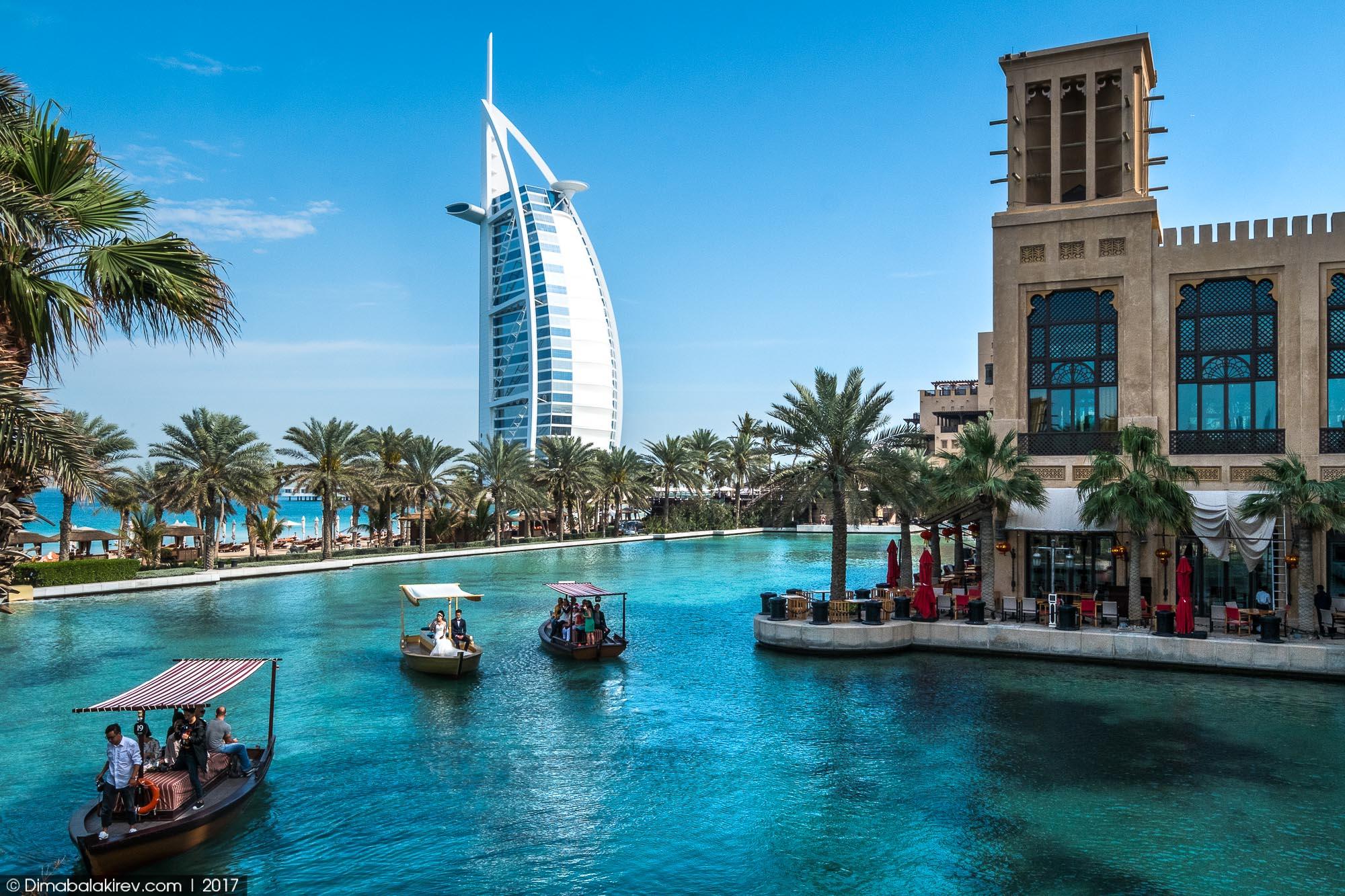 Погода в Дубае в марте