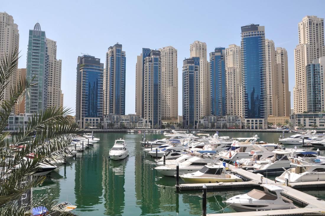 Фото Дубая в феврале