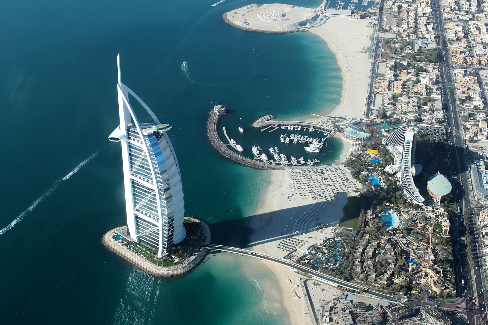 Погода в Дубае в январе
