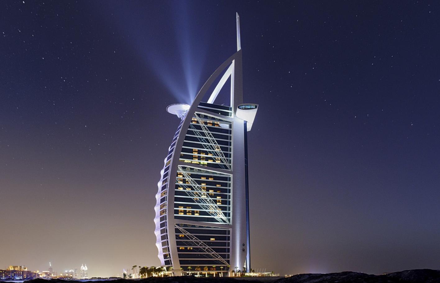 Фото отеля Бурдж-эль-Араб