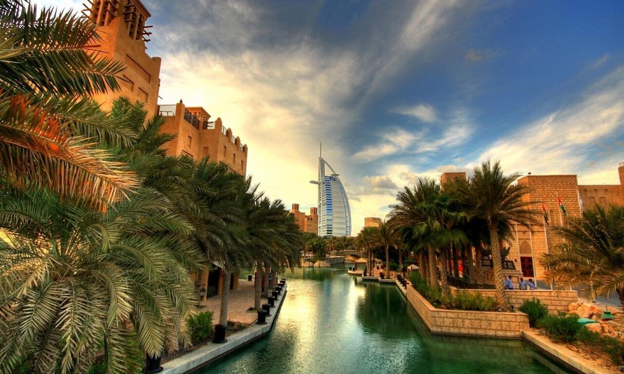 Погода в ОАЭ в январе