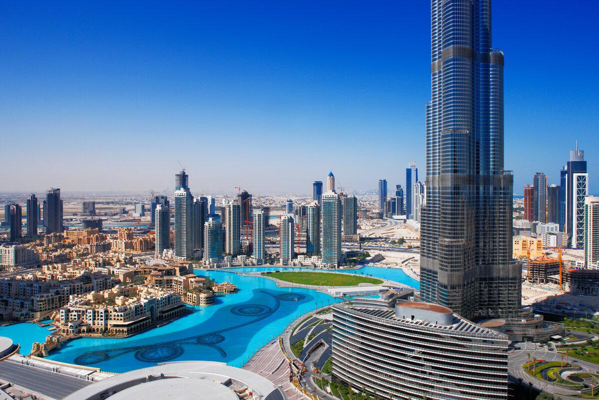 Фотот Дубая в ОАЭ