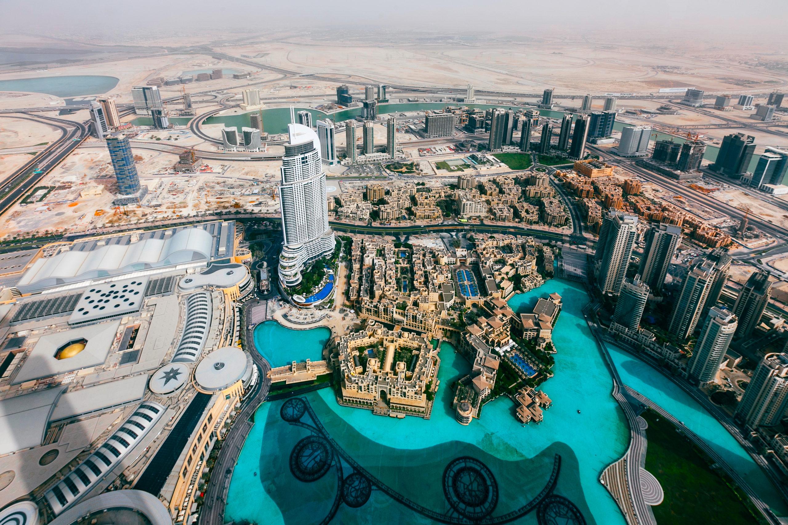 Куда поехать в ОАЭ