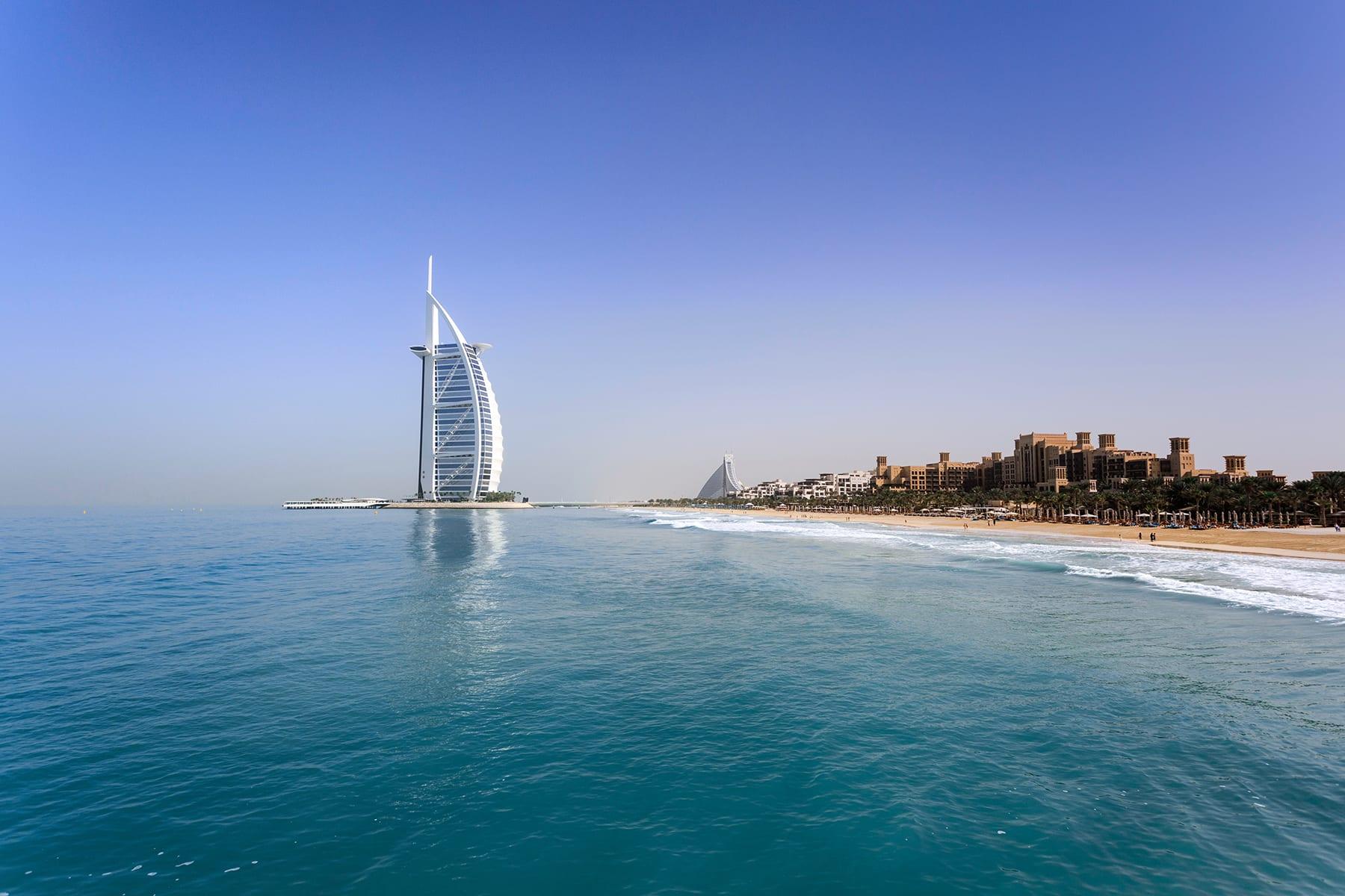 Какая погода в ОАЭ