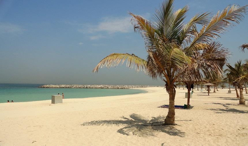 ТОП-20 лучших пляжей ОАЭ Аль-Мамзар