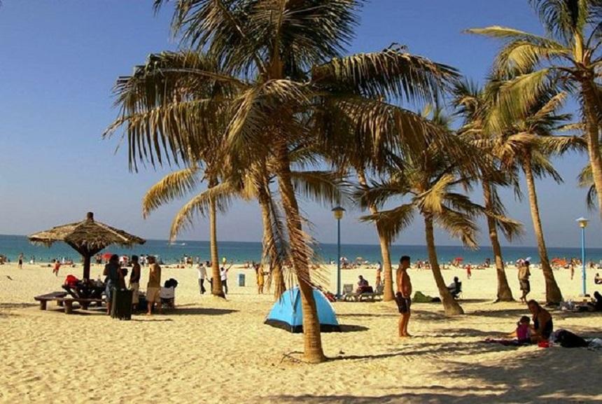 ТОП-20 лучших пляжей ОАЭ Джумейра Бич
