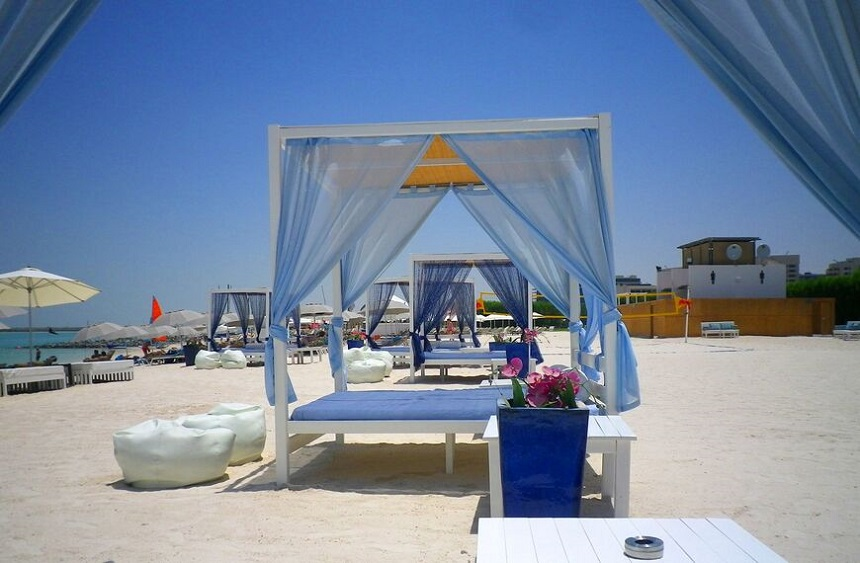 Пляж Яс Абу-Даби