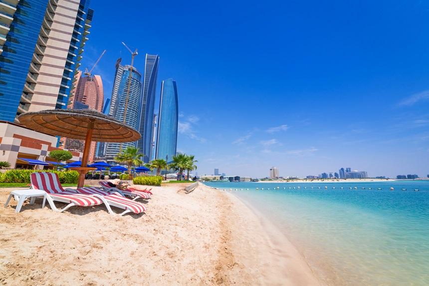 ТОП-20 лучших пляжей ОАЭ Корниш Абу-Даби
