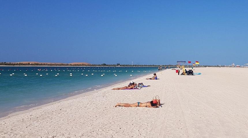 ТОП-20 лучших пляжей ОАЭ Аль-Батин
