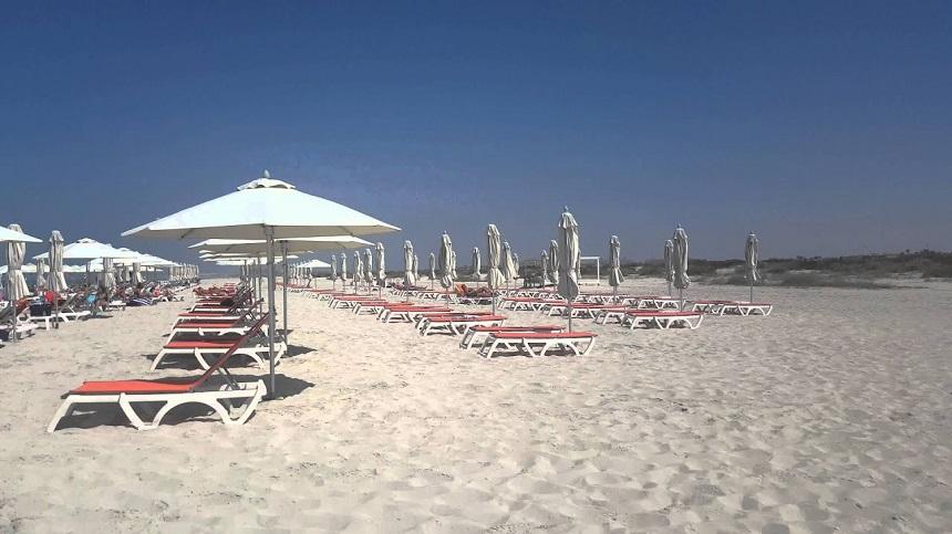 ТОП-20 лучших пляжей ОАЭ Пляж Саадият