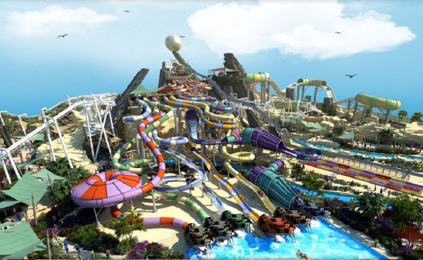 Парк развлечений Wonderland