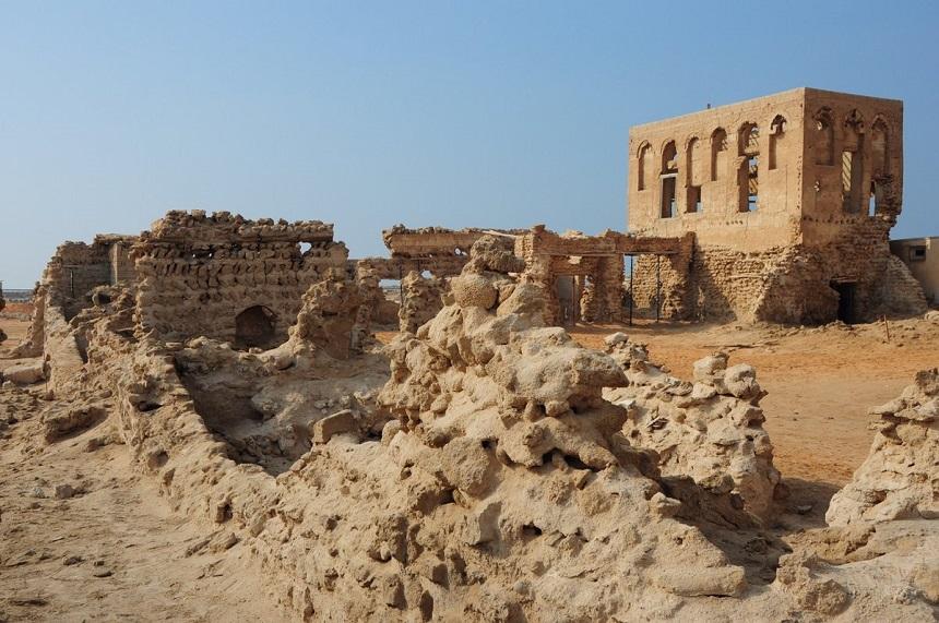 Крепость Джульфар ТОП-25 достопримечательностей ОАЭ