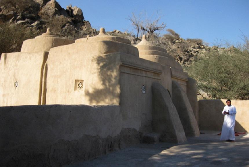 ТОП-25 достопримечательностей ОАЭ мечеть Эль-Бидия