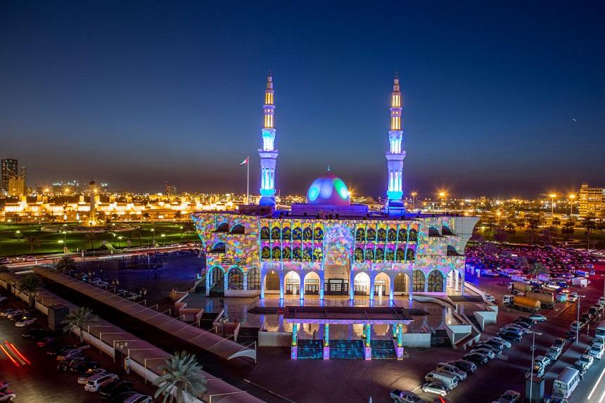 Главная мечеть в Шардже