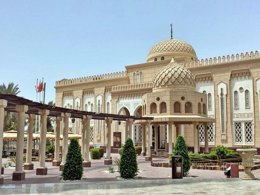 ТОП-25 достопримечательностей ОАЭ Мечеть Джумейра