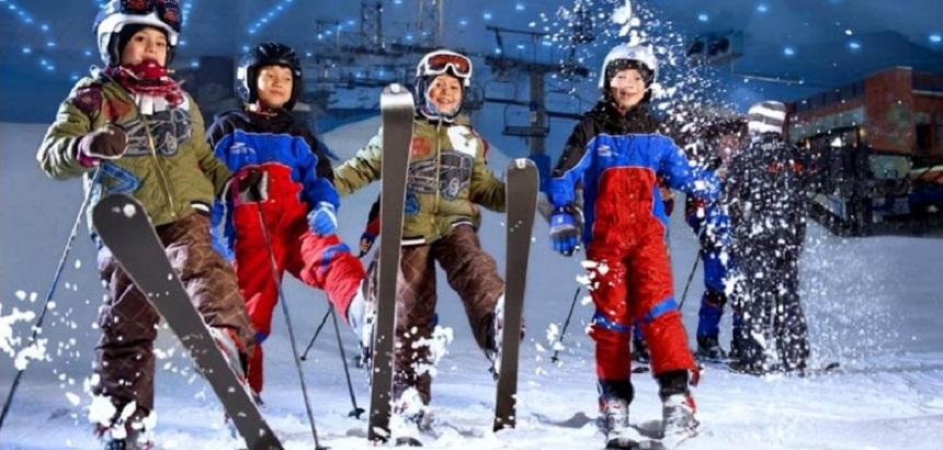 ТОП-15 лучших развлечений ОАЭ Ski Dubai