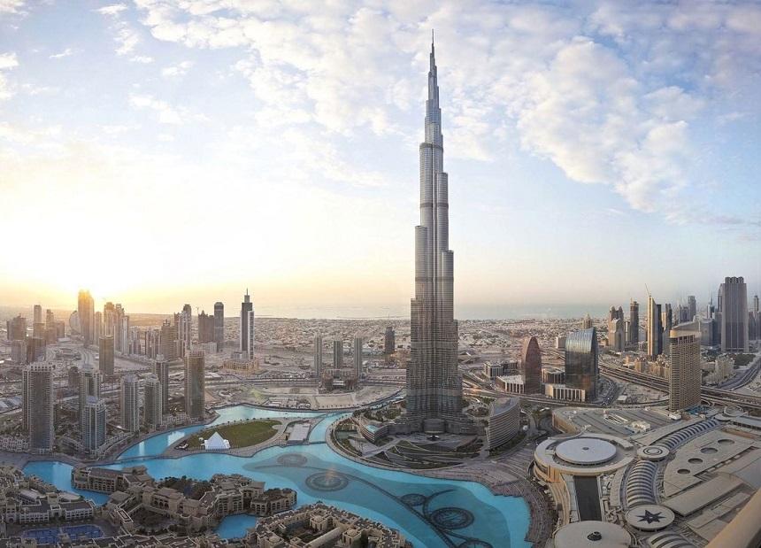 Гордость Дубая и всего ОАЭ – Бурдж Халифа