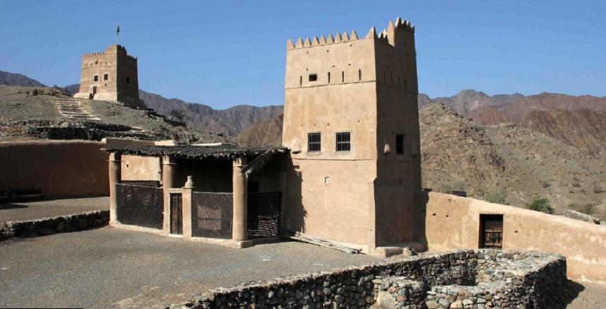 ТОП-25 достопримечательностей ОАЭ Замок Эль-Хейль