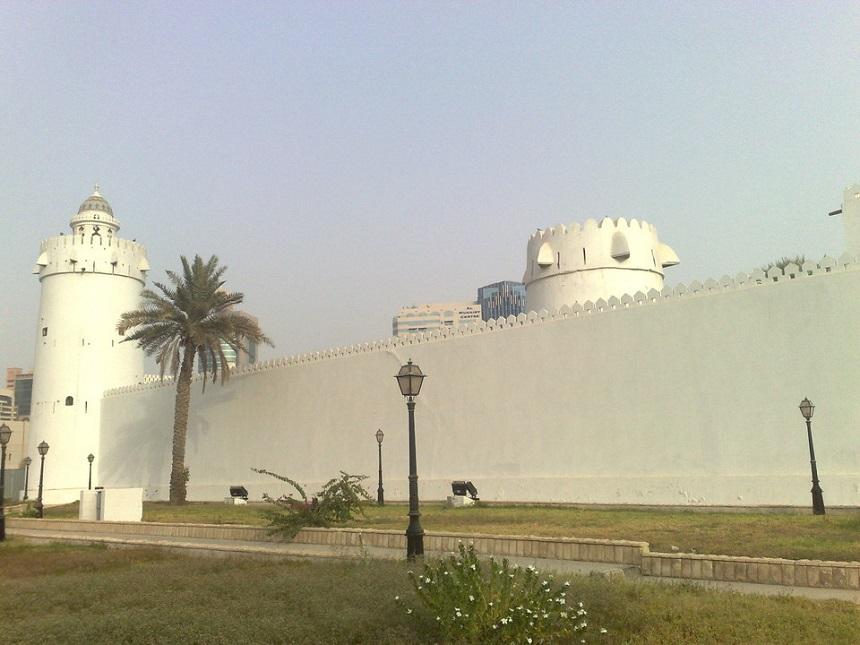 Форт Аль-Хусн Абу-Даби