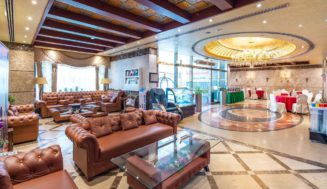 Кристалл Плаза (Crystal Plaza Hotel 2*) в Шардже