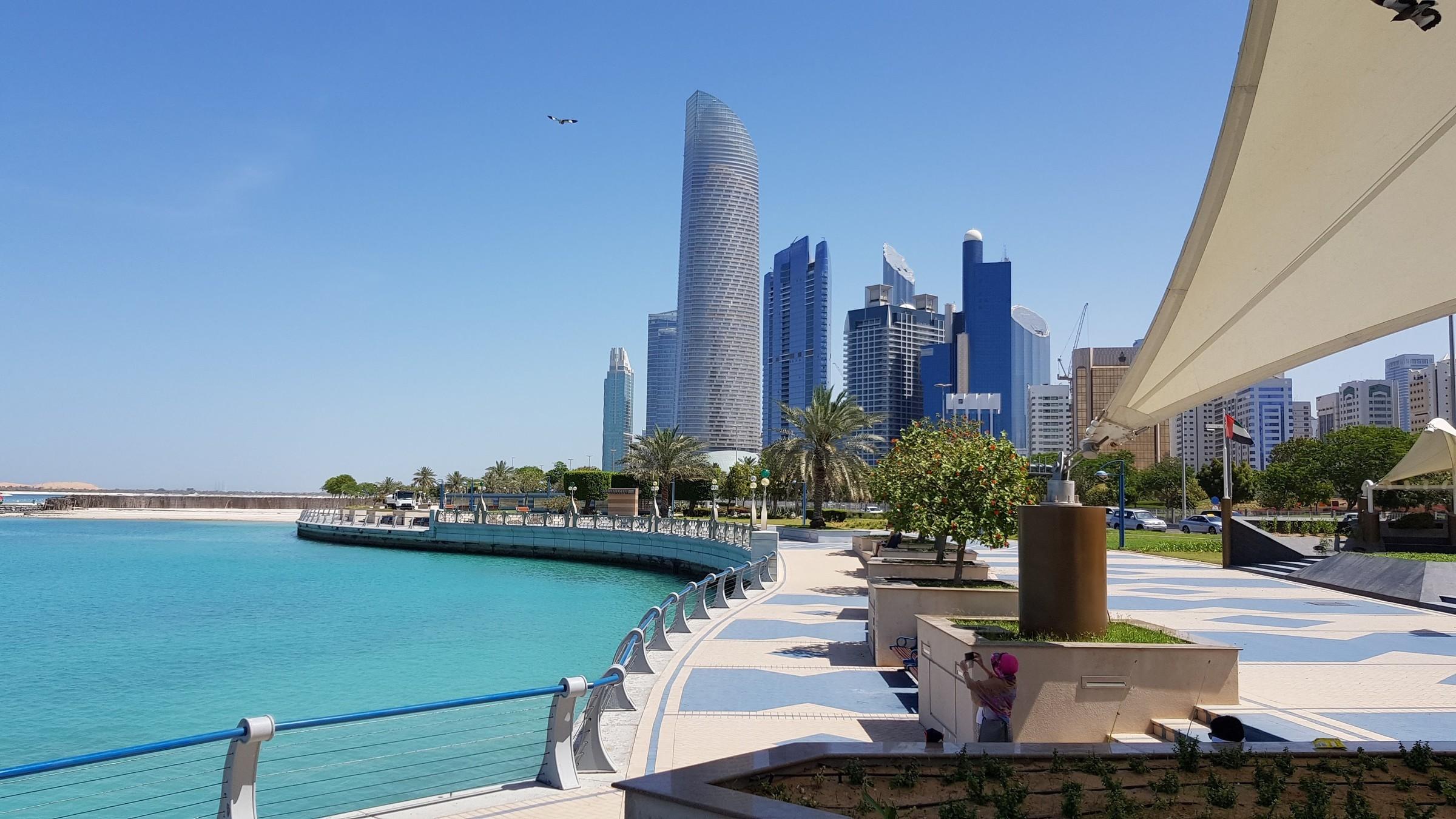 Фото набережной Corniche