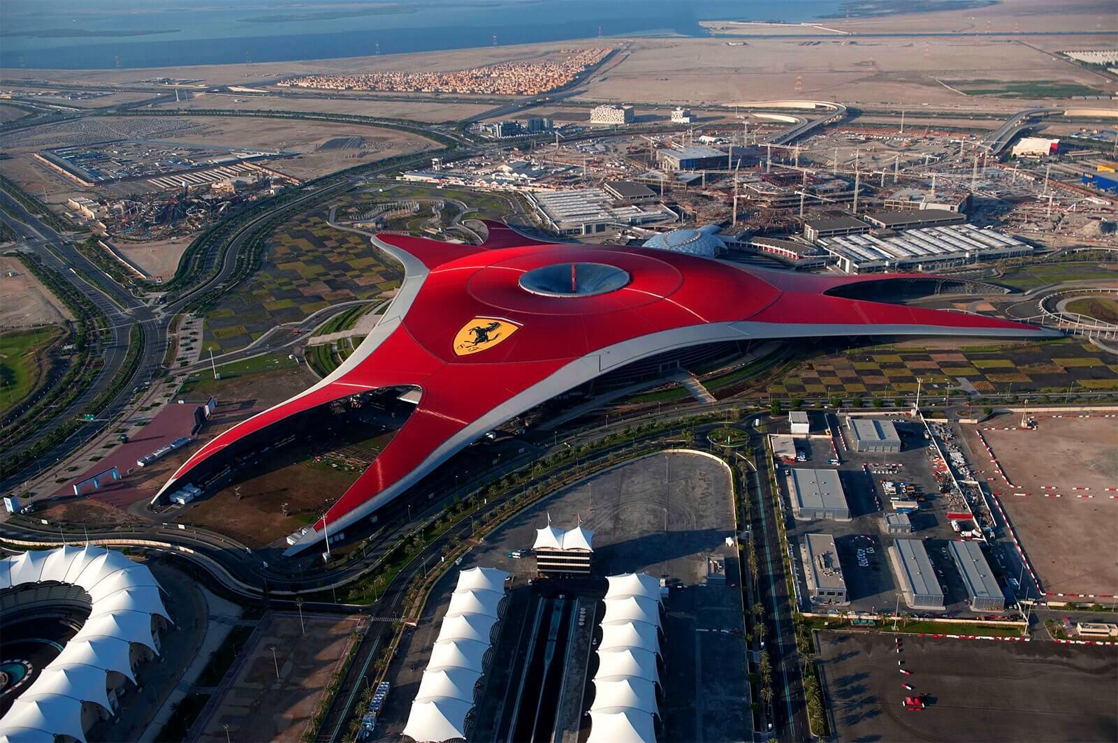 Парк развлечений Ferrari World