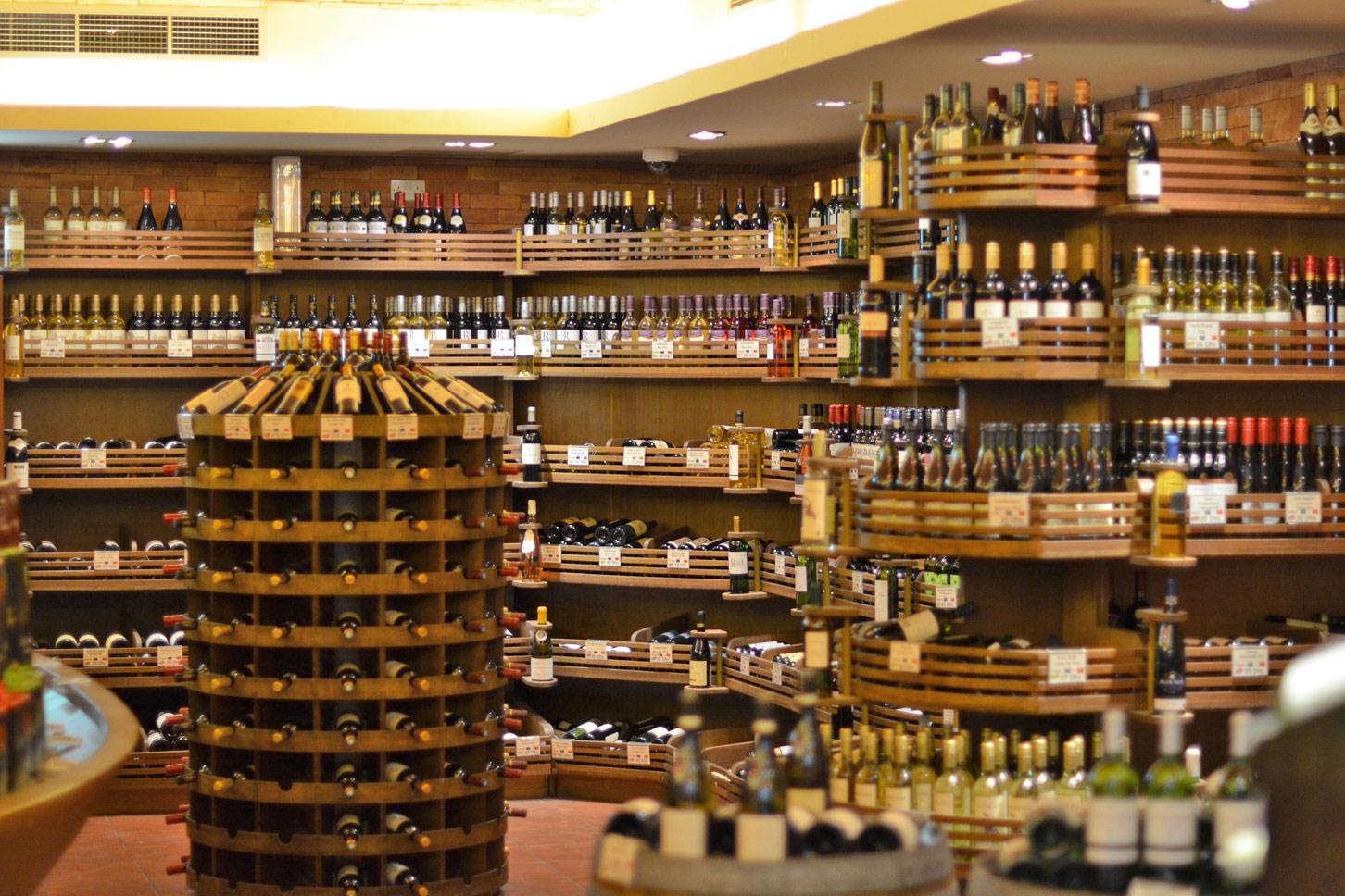 Фото магазина в Дубае
