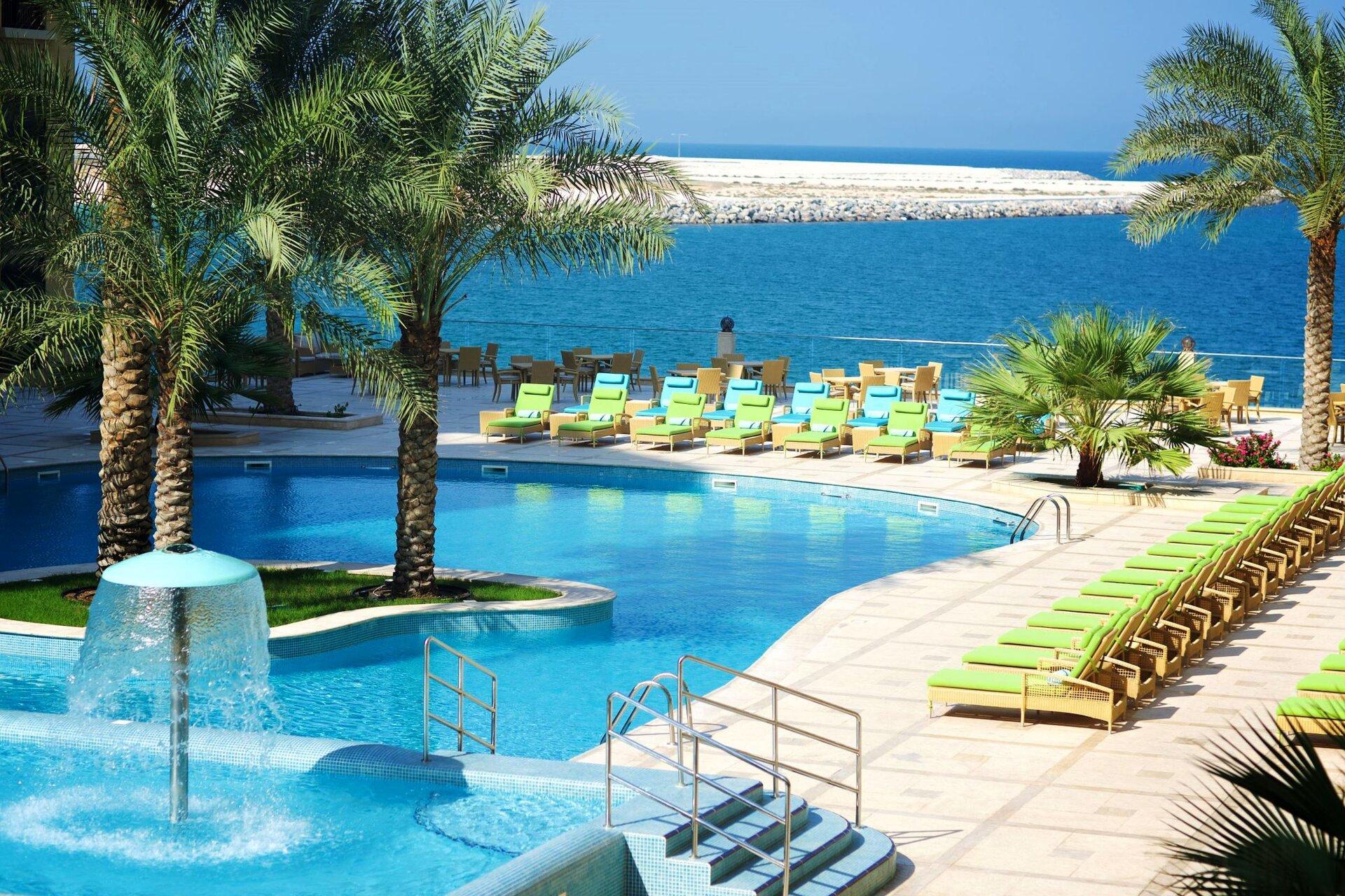 Фото Marjan Island Resort & Spa 5*