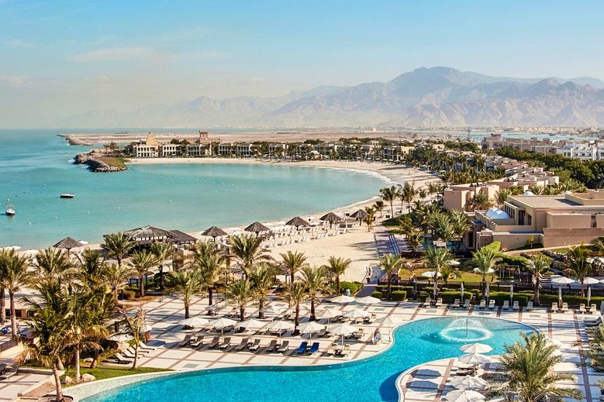 Курорт Рас-Аль-Хайма ОАЭ