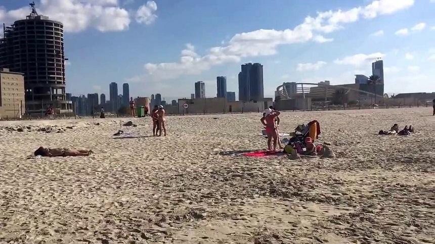 Пляж Аль-Хан Шарджа