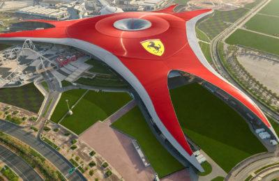 Ferrari World в Дубае