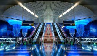 Метро в Дубае: сколько стоит, схемы, особенности работы