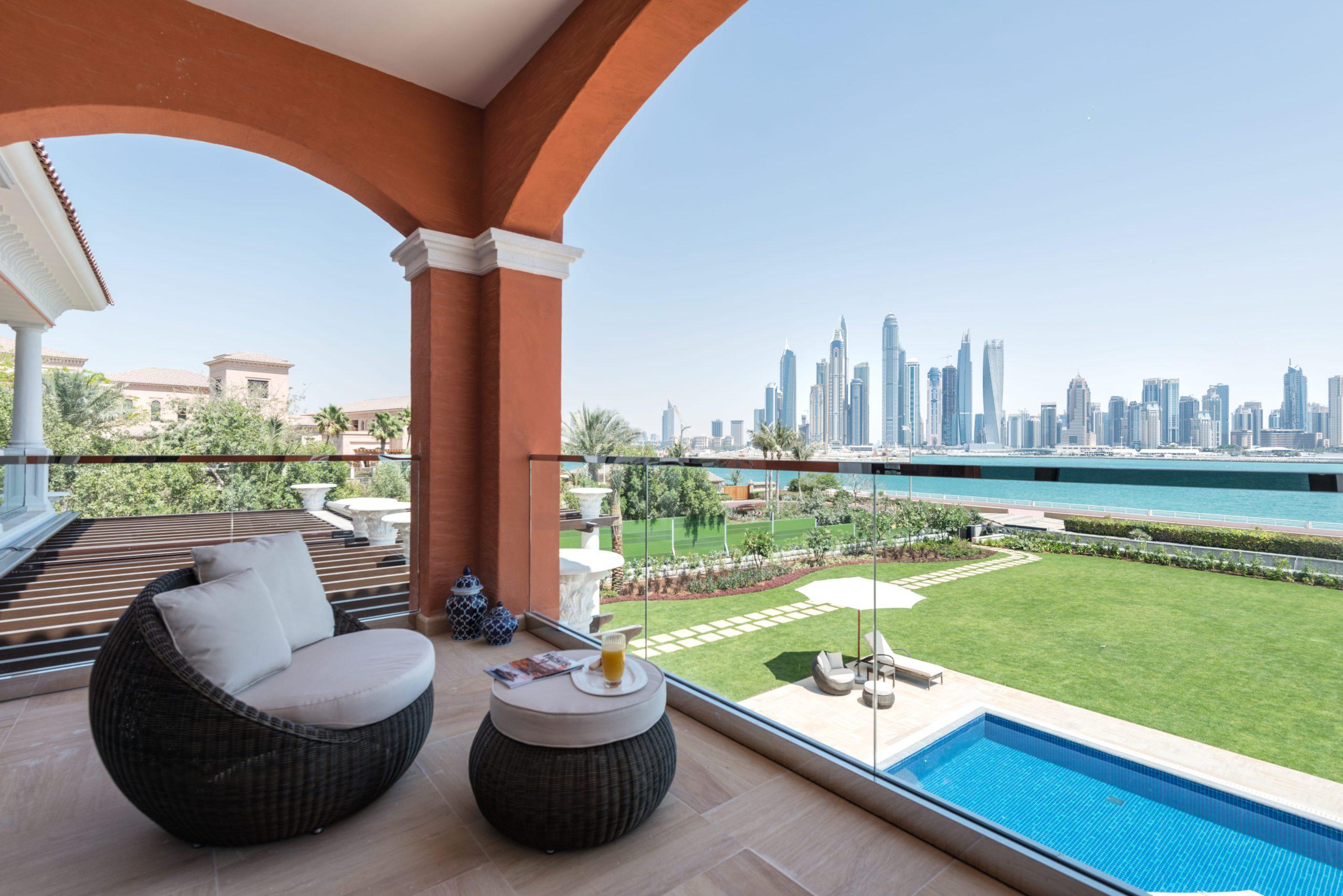 Фото квартиры в ОАЭ