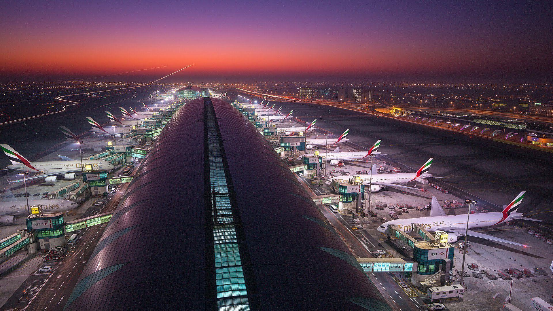 Фото аэропорта в ОАЭ