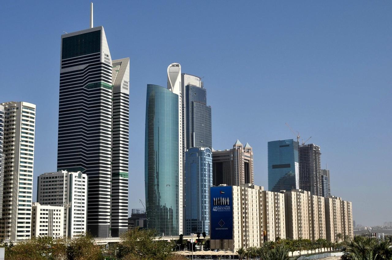 Фото района Бур-Дубай