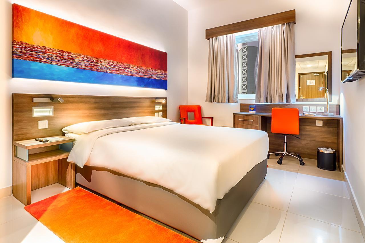 Фото номера в Citymax Hotel Bur Dubai 3*