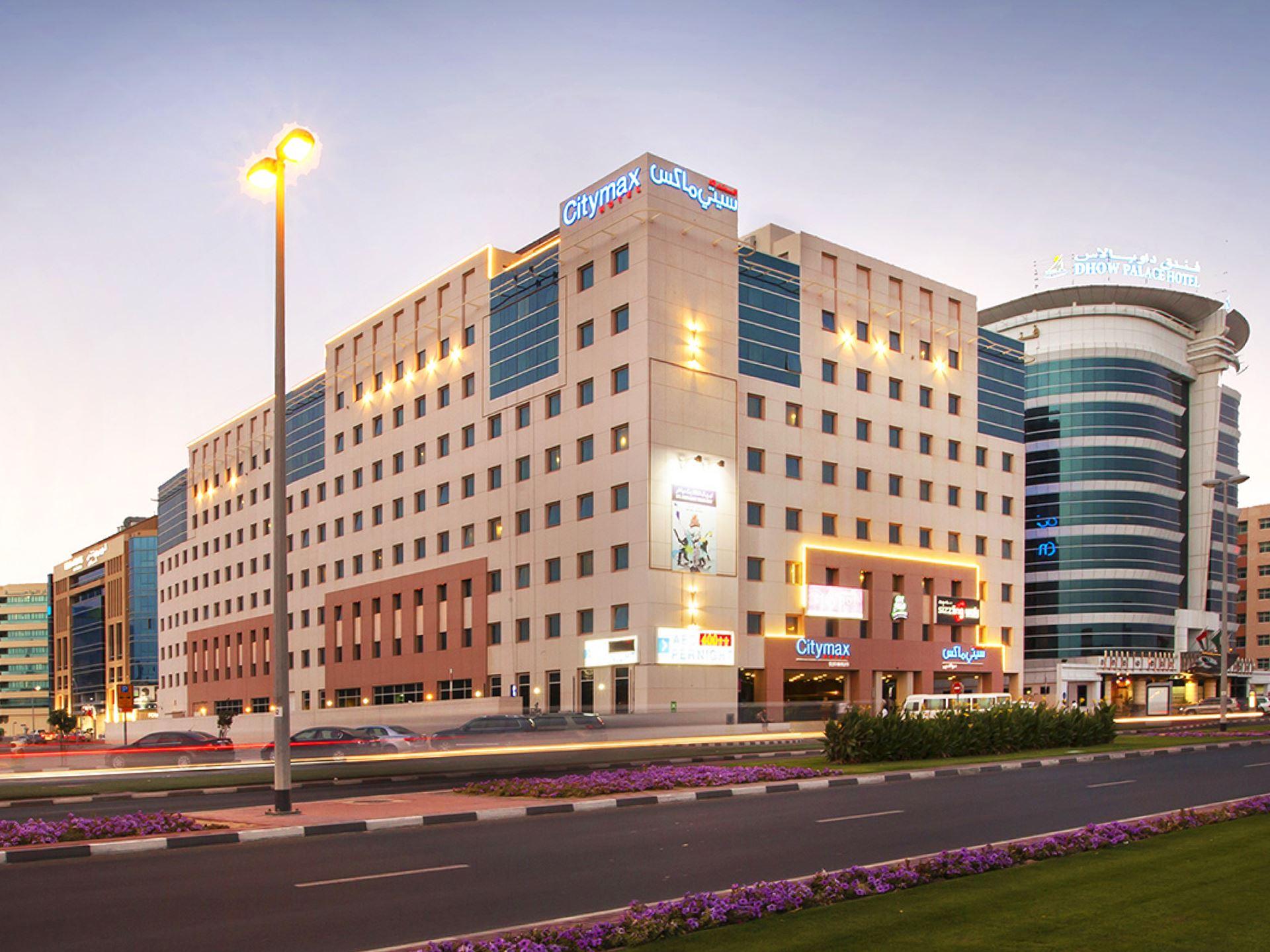 Фото Citymax Hotel Bur Dubai 3*