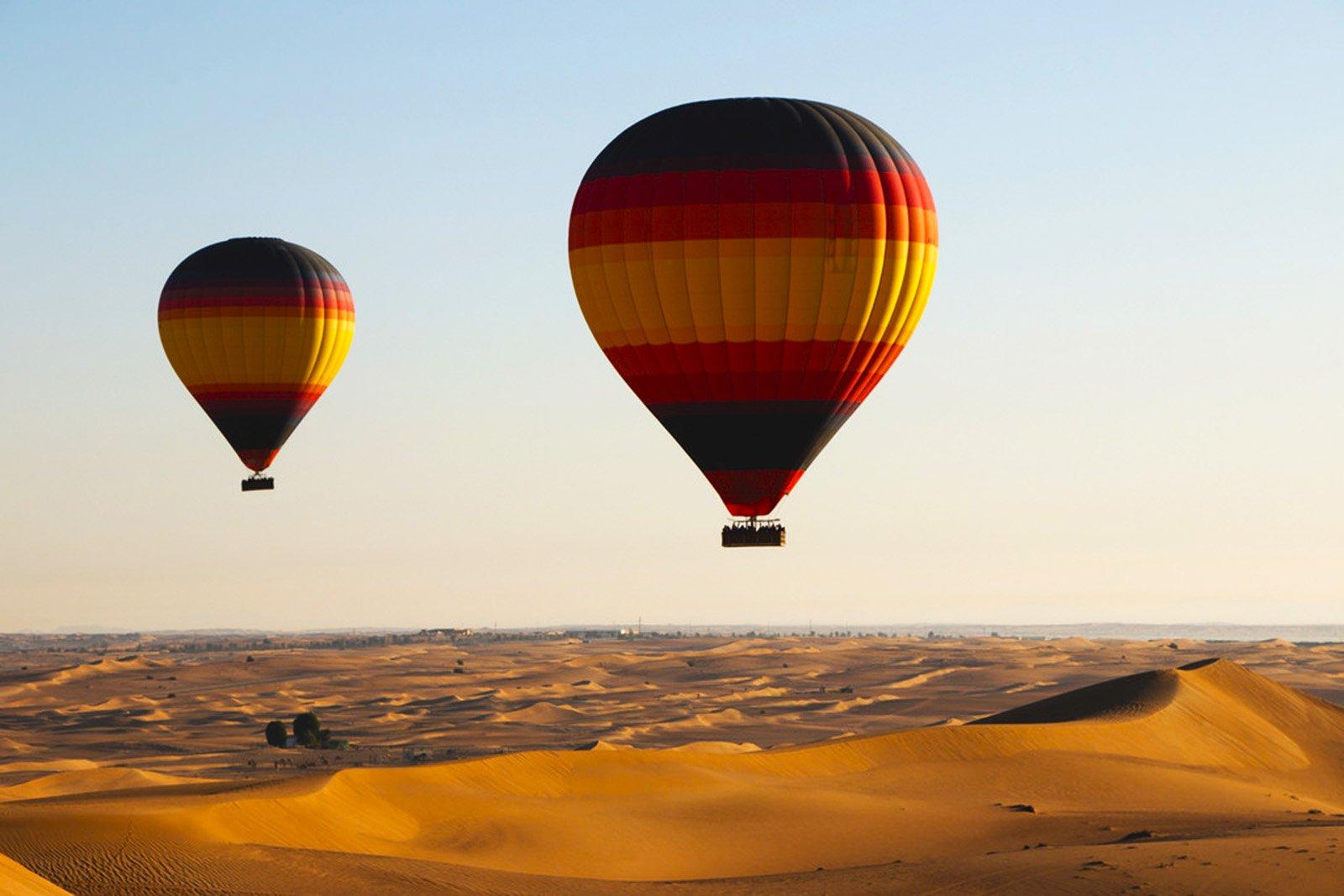 Фото воздушного шара