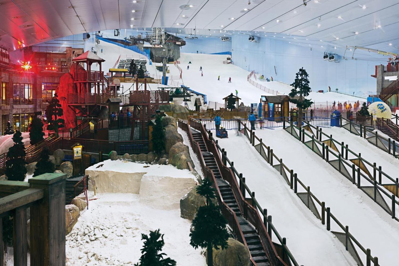 Фото «Ski Dubai»