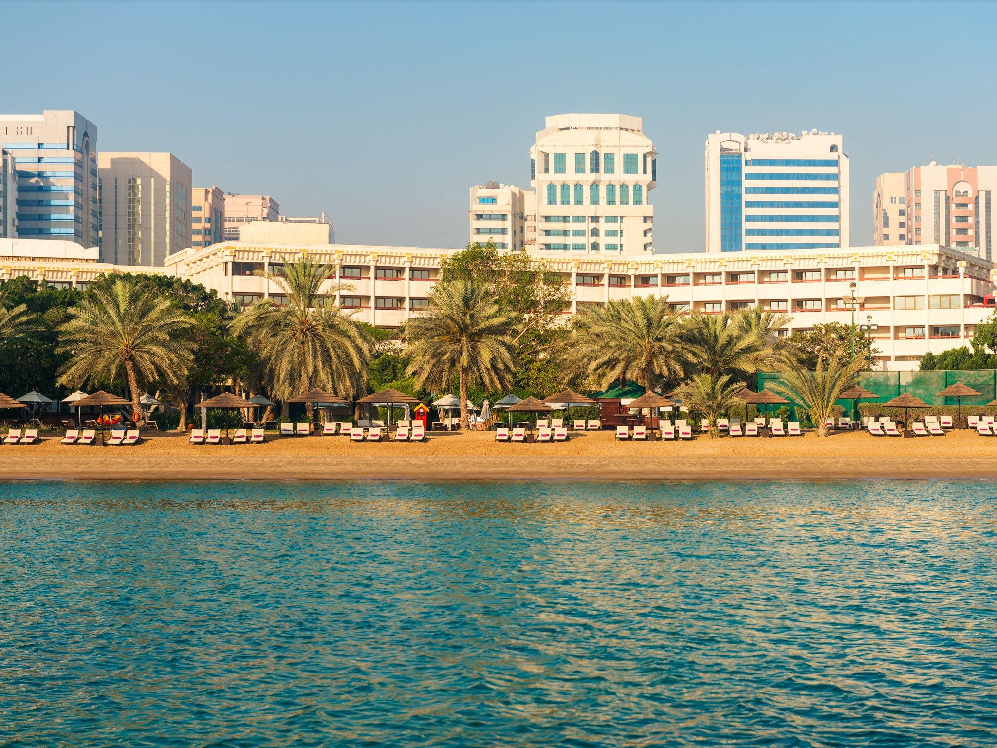 Фото 4* Le Meridien Abu Dhabi