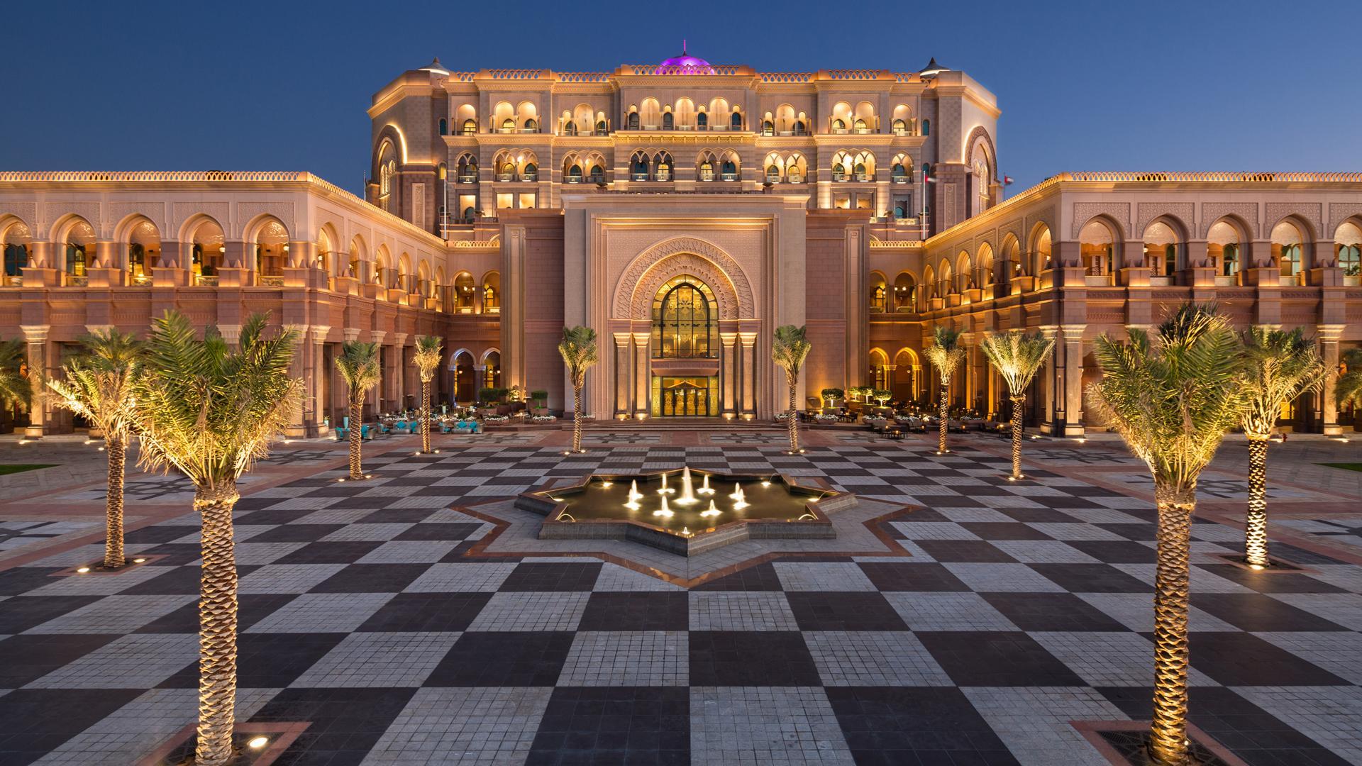 Фото отеля в Абу-Даби