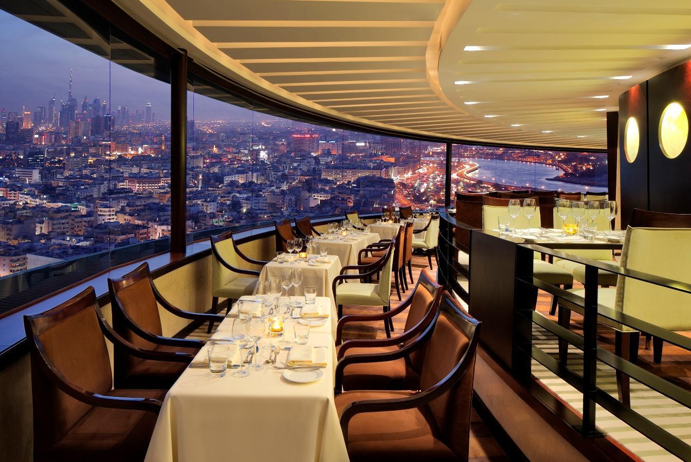 Фото Al Dawaar Revolving Restaurant