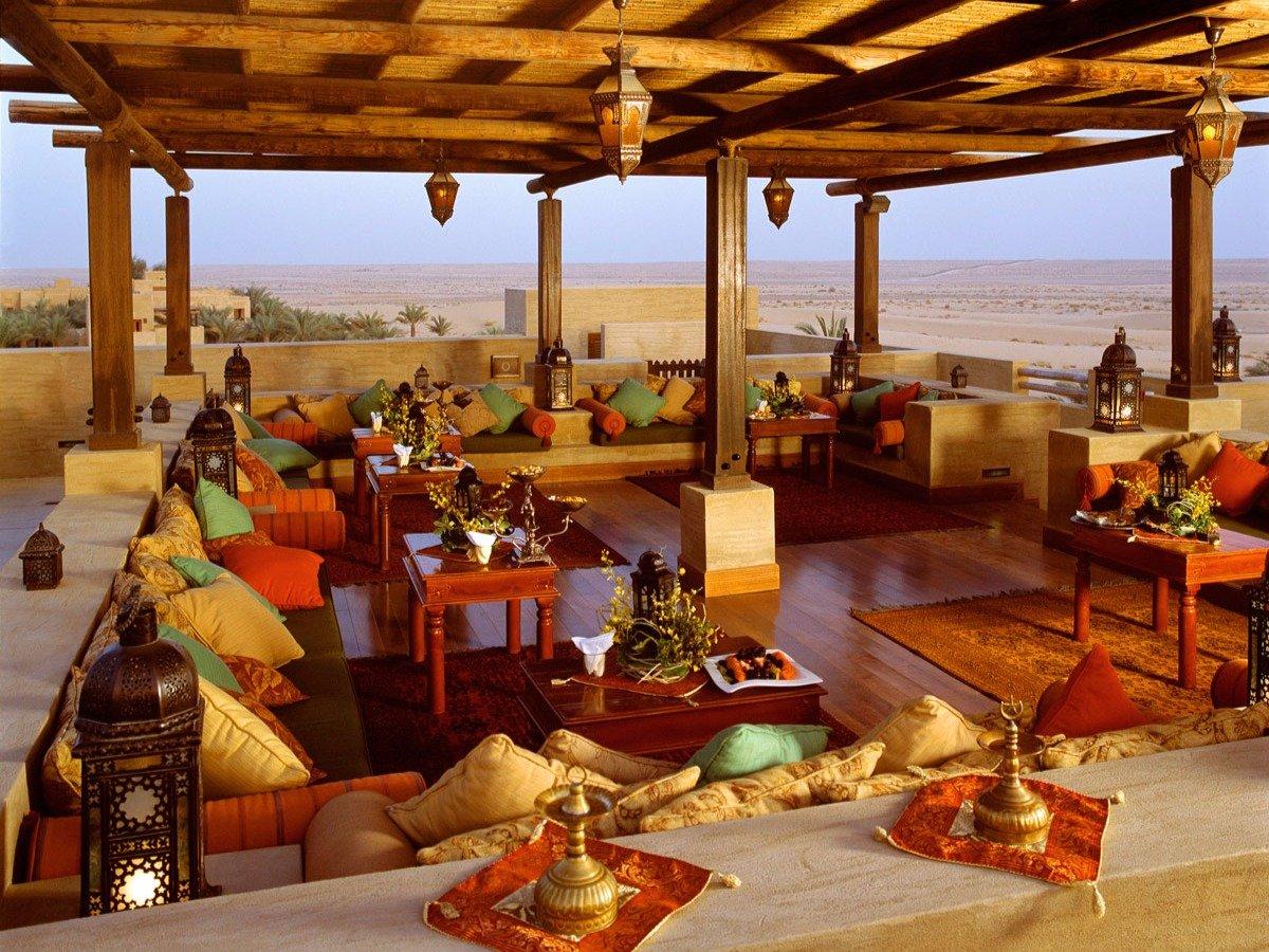 Фото Al Sarab Rooftop Lounge
