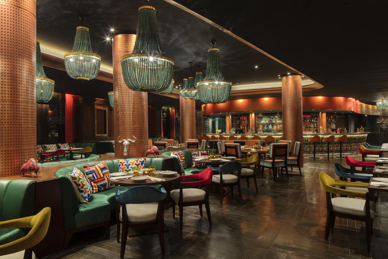 Фото ресторана в Абу-Даби