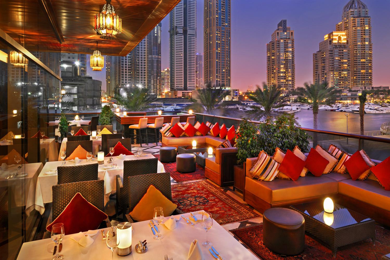 Фото ресторана в ОАЭ